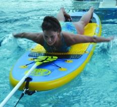 SUP'P доски для аквафитнеса